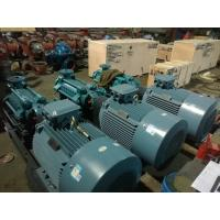 Stainless Steel Horizontal Multistage Centrifugal Pump 1056m Maximum Head Manufactures