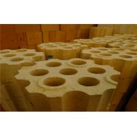 Hot Blast Furnace / Stove High Alumina Refractory Brick Chequer Insulated Fire Brick