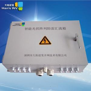 Solar Combiner Box Manufactures