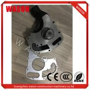 Black Silver Caterpillar Hydraulic Pump / 3541672 Excavator Spare Parts Manufactures