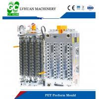 Plastic Preform Injection Molding 32 Cavities Advanced Hot Runner Design Manufactures