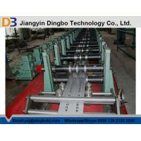 Hydraulic Station Power 5.5kw  Shelf Warehouse Rack Rolling Machine With Reasonable Price Manufactures