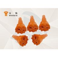 Alloy Steel Rock Blasting Tools , Borewell Drilling Hammers And Bits Antirust Manufactures