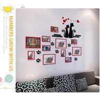 high quality home decoration Rose flower removable wall decals Manufactures