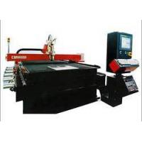 Portal Extension CNC Plasma Cutting Equipment , Plasma Plate Cutting Machine Manufactures