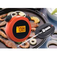 Smart Phone App Controlled Backlit Screen Bbq Meat Digital Thermometer For Grilling Manufactures