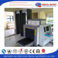FDA Luggage X Ray Security Scanner With Stainless Steel Materials , 200kg Conveyor Load Manufactures