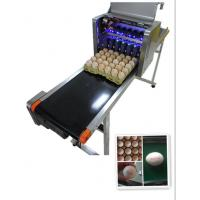 Intelligent Automatic Inkjet Marking Machine For 30 Holes Entire Pallet Eggs Manufactures