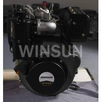 China 10HP air cooled diesel engine for generator, water pumps etc. on sale