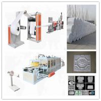 foam polystyrene lunch box forming machine Manufactures