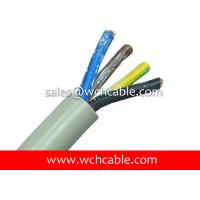 UL20855 China Made FR-PE Jacketed LSZH Electrical Power Control Cable Manufactures