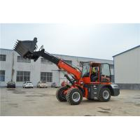 WY2500  contruction machienry 4WD telescopic wheel loader 1.3m3 Manufactures