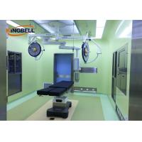 Color Steel Plate Hospital Modular Operating Room Customized 100 - 10000 Air Cleaning Manufactures