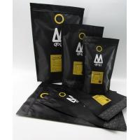 China Biodegradable Coffee Beans Foil Pouch Packaging Stand Up For Cloves Cocoa Beans on sale