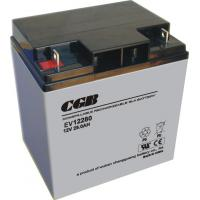 Electric Vehicle Rechargeable Deep Cycle Battery  EV12V 28AH Manufactures