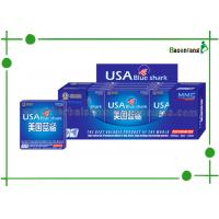 Effective USA Blue Shark Sex Enhancement Pills For Men To Prolong And Thicken Penis Manufactures