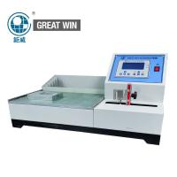 China Automated Control Shoe Testing Machine 760 * 420 * 390MM 65Kg Net Weight on sale