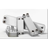 Buy cheap Liquid to liquid brazed plate heat exchanger (Equivalent brand Alfa laval CB24 from wholesalers