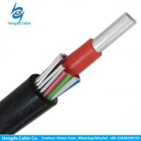 Buy cheap Cable Alambre Concentrico 600V 2x4 2x6 2x10 2x16 mm2 75 Degree from wholesalers