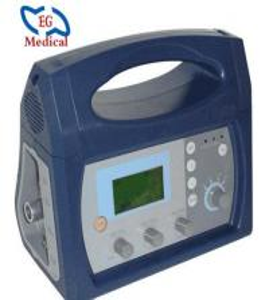 China EG-V100 Emergency Ventilator / Ambulance Ventilator on sale
