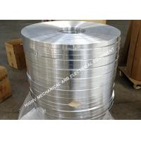 Power Transformer Winding Thin Aluminium Foil , Mill Finish Large Aluminum Foil