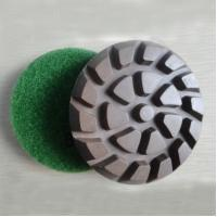 Thick Resin Floor Polishing Pads Manufactures