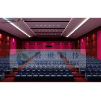 Safty Protection Design 4D movie theatre for 24 Persons Manufactures