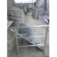 Pipe Spigot Connection Aluminum Stage Truss With 5 Steps Stair , Main Tube 50mm Manufactures