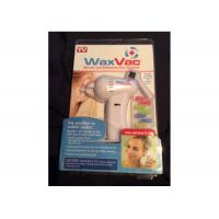 Waxvac Ear Wax Remover Vac Cleaner / 6 color silicone tips ... Ear Wax Removal As Seen On Tv