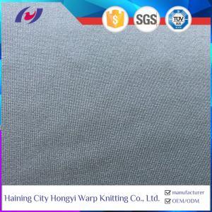 China Shiny Elastic 82 Nylon Polyamide 18 Spandex Lycra Fabric For Gym Wear on sale