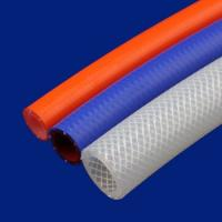 China Safe Platinum Cured Silicone Rubber Tubing Food Grade With Customized Color on sale
