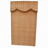 China Bamboo Blind, Popular Style, Made of 100% Bamboo, with Traditional Woven Skills on sale