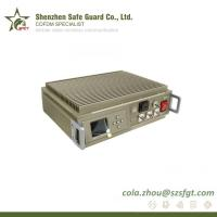 Military Digital Ground Transmitter Microwave Video Downlinks Manufactures