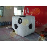 2m Inflatable Helium Balloon , 0.18mm PVC Big Advertising Balloons Manufactures