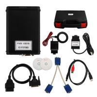 Free DHL!! 2015 FVDI ABRITES Commander For Opel and Vauxhall (V6.6) Software USB Dongle +Tag+Hyundai and KIA software Manufactures