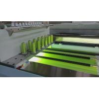 Padding Quilting Embroidery Machine , Automated Quilting Machine Dual Rolls Manufactures