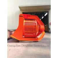 Caterpillar CAT330 Excavator Spare Parts Hydraulic Rotary Screen Bucket For Sale Manufactures