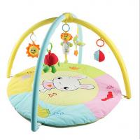 Personalized Rabbit Bunny Baby Activity Play Gym with Soft Material Manufactures