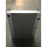 high efficient heat transfer air oil cooler (can match with Ecoair compressor) customize f Manufactures