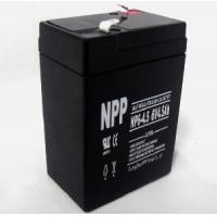 Lead Acid Rechargeable Battery  (6V 4.5AH) Manufactures