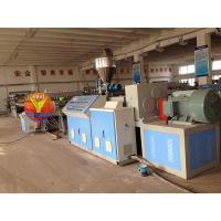 China Wood PVC Composite Board Extrusion Line with High-Stanard on sale