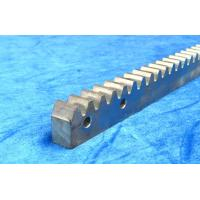 galvanized steel gear rack and pinion , 30mm high truss rail ventilation rack Manufactures