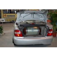 TS16949 ISO9001 Type 2 Glass Fiber Cng Car Cylinder With Od 406mm 80l ~ 120l  CNG Cylinder Capacity Manufactures