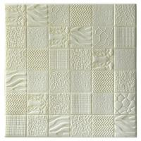 3D Brick Self Adhesive Wall Panels , Decorative Diy Wall Panels For Home Manufactures