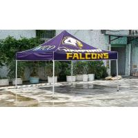 Promotional large strong pop up gazebo , customized outdoor gazebo tent advertising Manufactures