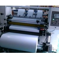 printing customized adhesive labels stickers paper material jumbo roll Manufactures