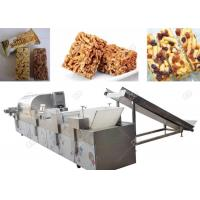 China GG-600T Snack Bar Production Line Granola Cereal Processing Equipment High Capacity on sale