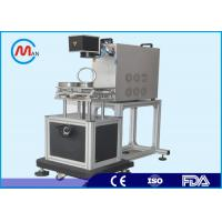 Air Cooling Small CO2 Laser Marking Machine For Marking Metals 220V 50Hz Manufactures