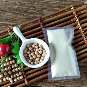 China White Color Safe 100% Organic Soy Milk Powder / Instant Soy Milk Powder on sale