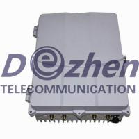 China AC110-230V Cell Phone Reception Blocker , 120W Mobile Phone Jamming Device on sale